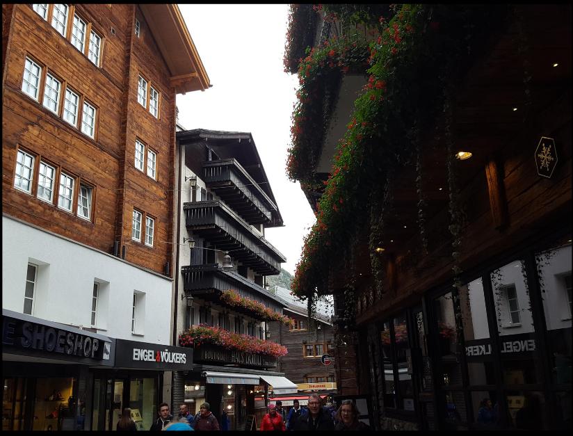 The Magic of Zermatt