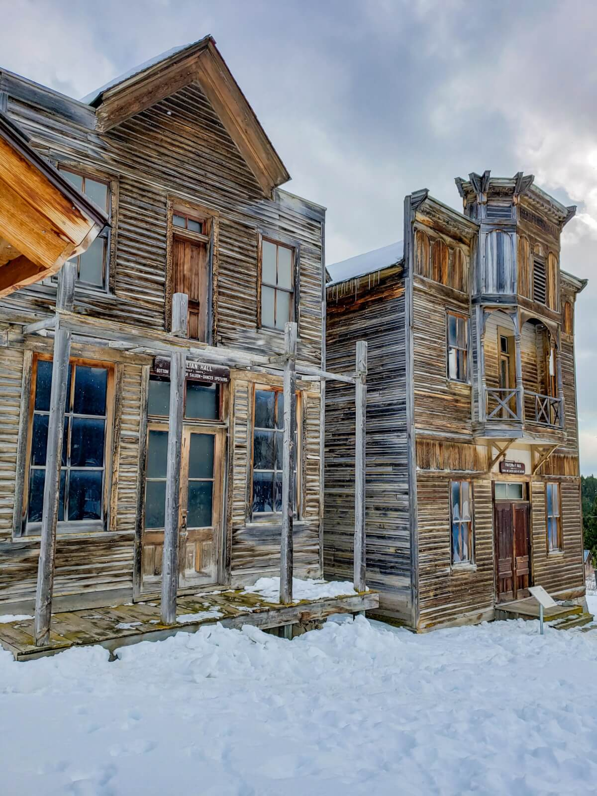 4 Authentic and Interesting Montana Ghost Towns Near Helena, Montana